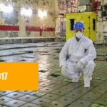 Foto: Černobyl – říjen 2017