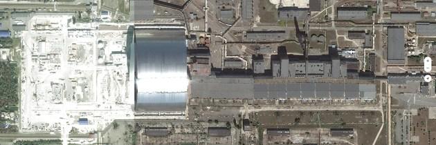 Ruský Yandex aktualizoval mapy Černobylu