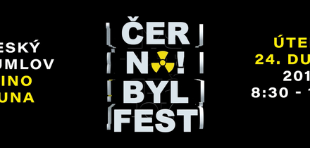 Pozvánka na Černobylfest 2018