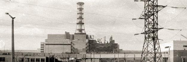 32. výročí černobylské havárie
