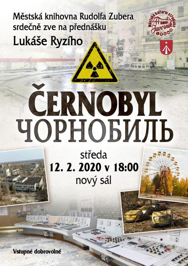 Černobyl - beseda
