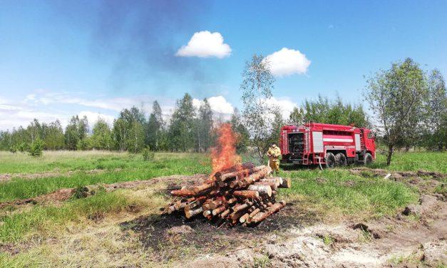 V Černobylu chtějí lépe předcházet požárům. Testují nový systém včasného varování