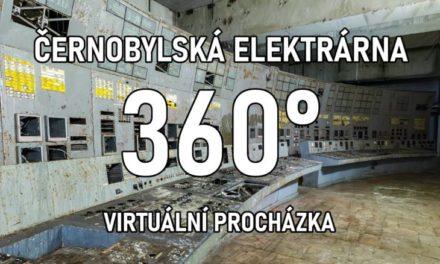 Virtuální prohlídka Černobylské elektrárny