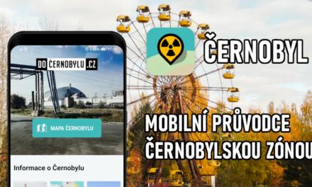 Černobyl má svou českou mobilní appku