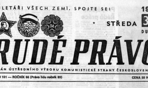 Jak o Černobylu v roce 1986 informovala československá média